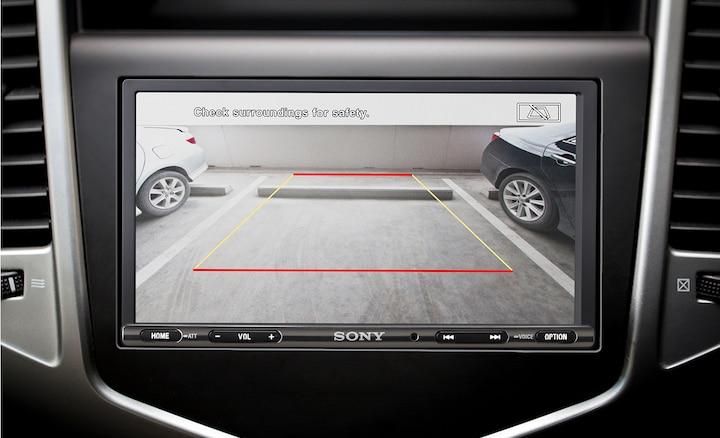 sony xav ax3005db 7 apple carplay android auto dab head unit. Black Bedroom Furniture Sets. Home Design Ideas