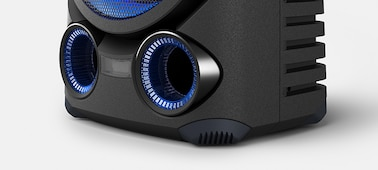 Picture of V73D High Power Audio System with BLUETOOTH® Technology