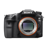Picture of α99 II with back-illuminated full-frame image sensor