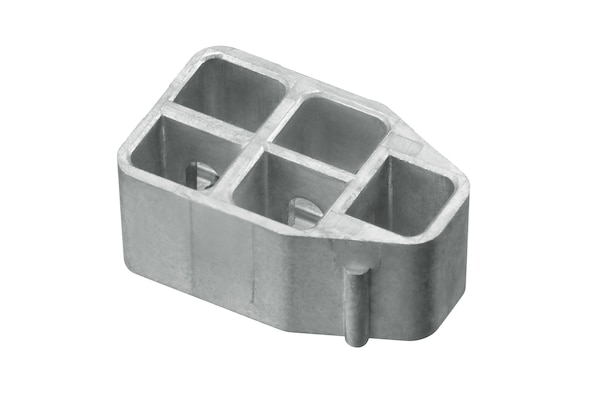 Integrated Magnesium BA housing