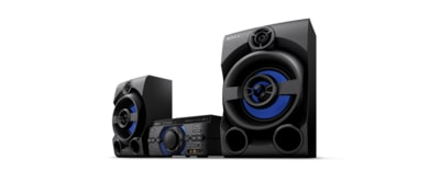 Images of M40D High Power Audio System with DVD