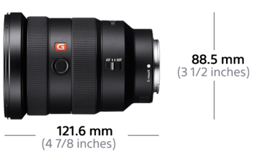 Picture of FE 16-35mm F2.8 GM