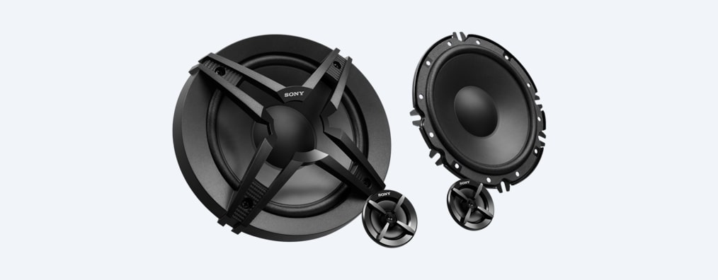 Images of 16 cm (6.3 inch) 2-Way Component Speaker