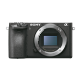 a6500 premium camera with E-mount lenses and APS-C sensor