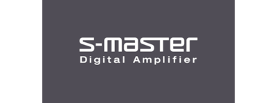 S-Master digital amplifier