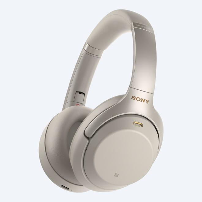 Over-Ear Headphones | Bluetooth Wireless Headphones | Sony AU