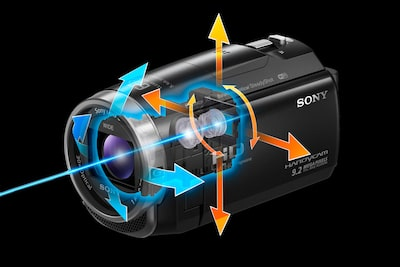 For steadier shooting throughout a broad zoom range