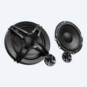 Picture of 16 cm (6.3 inch) 2-Way Component Speaker