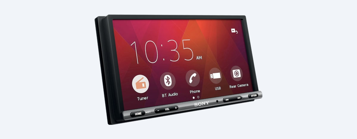XAV-AX3000 Car Stereo | Apple CarPlay, Android Auto™ | Sony AU