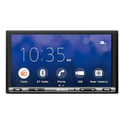 Picture of 17.6 cm (6.95 inch) Apple CarPlay / Android Auto™ Media Receiver