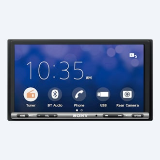 in car digital receivers and players sony au. Black Bedroom Furniture Sets. Home Design Ideas