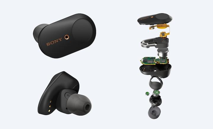 Dual Noise Sensor Technology