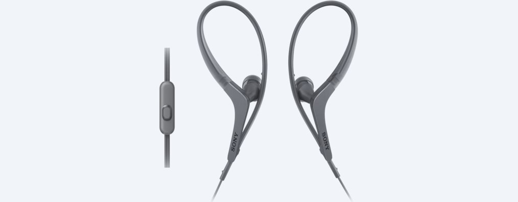 Images of MDR-AS410AP Sports In-ear Headphones