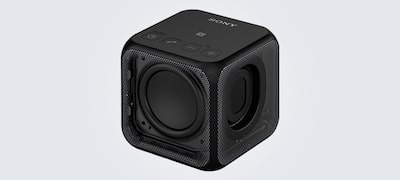 Dual passive radiators for making the bass sound good from a compact size