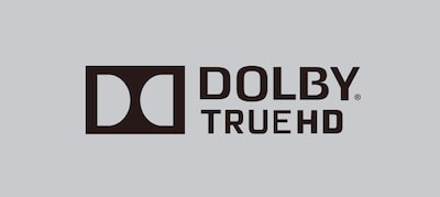 Experience the best in sound with Dolby TrueHD