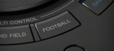 Football mode puts you pitch side