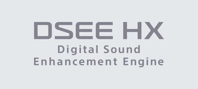 DSEE HX upscales any source to near High Resolution