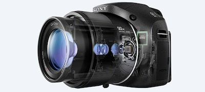 Shoot smooth, steady Full HD movies