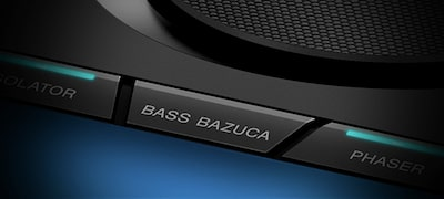 Bass BAZUKA adds power to your bass lines