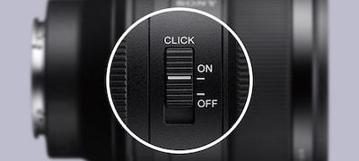 Easy de-click for movies