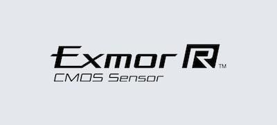 Exmor R CMOS sensor