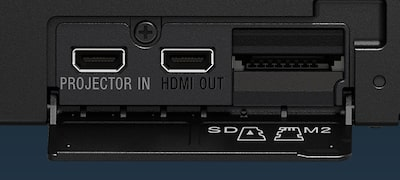 Dual memory card compatibility