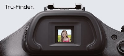 Tru-Finder viewfinder