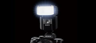 Through-the-Lens (TTL) wireless flash