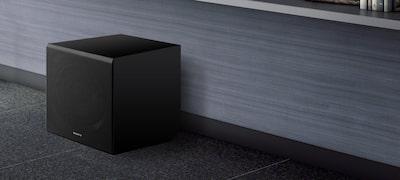 Premium components, premium sound