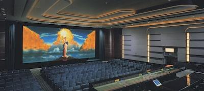 In-ceiling speaker mode