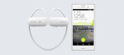 Advanced fitness tracking with music playback