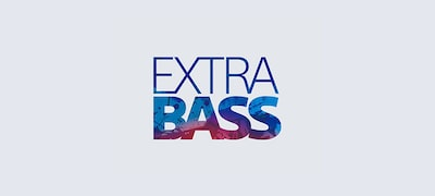 EXTRA BASS adds power to every bassline