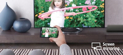 Sharing media is easy with Miracast