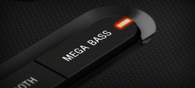 MEGA BASS adds power to your bass lines