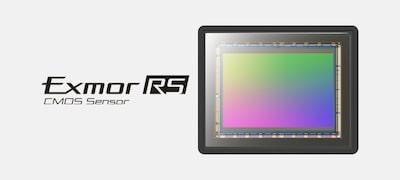 1.0-type Exmor RS CMOS sensor