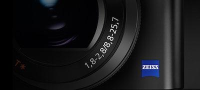 ZEISS Vario-Sonnar T* lens for high depiction