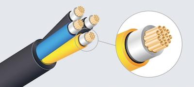 Balanced audio cuts cross-talk
