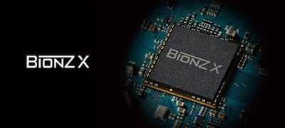 BIONZ X for more detail and less noise