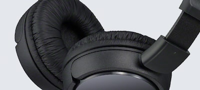 Cushioned earpads for total comfort