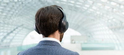 High quality wireless listening with LDAC