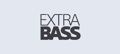 Boost your party anthems with EXTRA BASS.