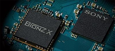 BIONZ X image processor