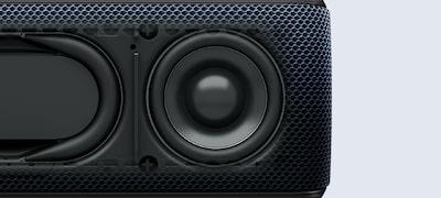 Mica reinforced speaker