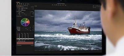 Supported in Capture One Express (for Sony) One of the world's best RAW converters by Phase One