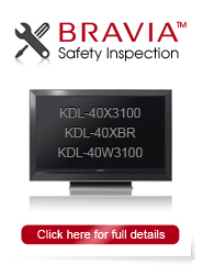 BRAVIA Safety Inspection