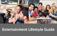 Entertainment Lifestyle Guide